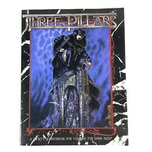 Three Pillars A society sourcebook for Vampire the Dark Ages White Wolf RPG 1997