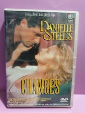 Danielle Steel's Changes 🎬 DVD 🎬 FREE POST