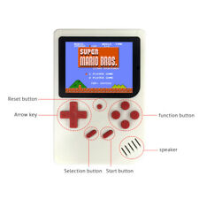 "Portable Handheld Game Console 3.0"" Retro FC TV Game 500 Games Game Player"