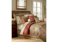 STUNNING Waterford Bogden King Bedding Set /10 pcs / MSRP for all was $1500 /NEW
