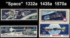 "RJames: US 1332a  1435a  1570a  ""Space"" , MNH, VF"