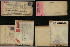France   3  different  censor tape   covers              MS0220