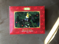 BREYER Rachel Alexandra 2010 Limited Edition Ornament #700907