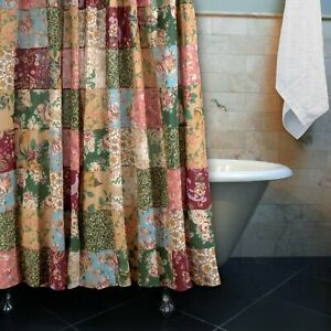 Greenland Home Antique Chic Bath Shower Curtain