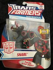 Transformers Animated Deluxe Class Snarl
