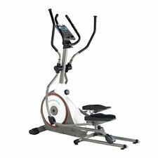 Body Sculpture BE7312G Front Drive Magnetic Folding Cross Trainer with Iconsole
