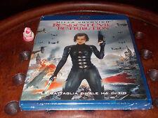 Resident Evil Retribution - Milla Jovovich Blu-Ray ..... Nuovo