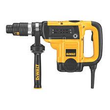 "DEWALT 1-9/16"" Spline Combination Rotary Hammer Kit D25553K New"