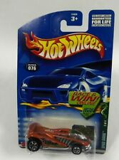 1995 Hot Wheels Kenworth T600 Race Truck Series 2 of 4 Die Cast Car