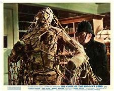 CURSE OF THE MUMMY'S TOMB ORIGINAL LOBBY CARD HAMMER HORROR 1964