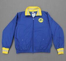 BNWT - Vtg Retro NIKE Blue Athletics Track Jacket - Medium - vintage 90's new