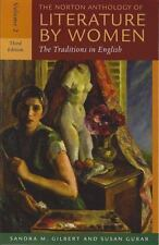 The Norton Anthology of Literature by Women : Traditions in English LIKE NEW!