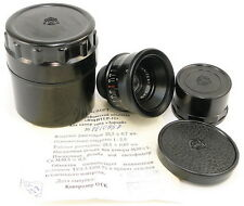 !!NEW!! 1974! JUPITER-12 2.8/35 Russian Zeiss Biogon Wide Angle Lens Mount M39