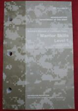 Soldier's Manual of Common Tasks Warrior Skills Level 1 STP 21-1-smct Aug 2015