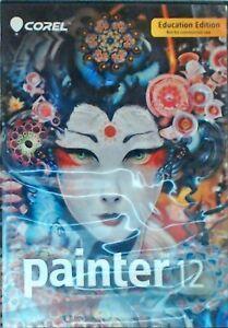 Corel Painter 12 Education Edition (PC, 2011)