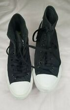 Chuck Taylor II Converse All Star High Top Black Mens Size 9 Shoes