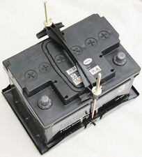 Battery Tray & Plastic Hold Down Kit 274mm x 183mm (P)