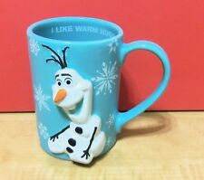 Disney Parks Frozen Olaf the Snowman in 3D Coffee Mug