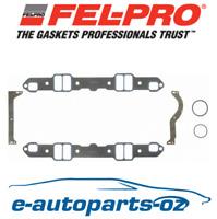 Set of Felpro Intake Inlet Manifold Gaskets (Printoseal) Chrysler V8 273 318