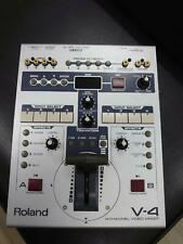 Roland Edirol V-4 4 Channel Video Mixer Switcher Full Digital 4 In 3 Out Japan