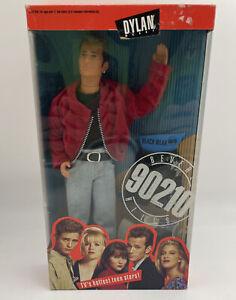 Mattel Beverly Hills 90210 Dylan McKay Doll 1991 Luke Perry RARE Vintage #1574