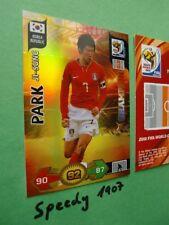 Panini Adrenalyn 2010 FIFA World Cup South Africa Champion Park Ji-Sung 10