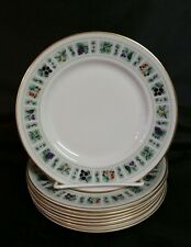"8 Royal Doulton TAPESTRY 6.5"" Small Bread and Butter Plates"