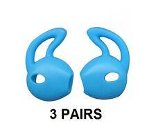 Earbuds Eartips For Apple iPhone 5 6 7 Plus Earphone Ear Gel Bud Tips  Air Pro