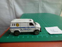 Vintage Chevrolet Chevy Airport Service Van Lufthansa Toy Car Diecast Vehicle