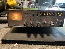 Old School Galaxy Dx 55 V 10 Meter Radio. With Turbo Echo Installed!