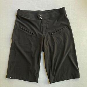 SPECIALIZED Atlas Comp XC Trail Relaxed Fit Bike Shorts Black Adjustable Mens 36