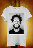 Jermaine Lamarr J Cole Hip Hop Novelty Men Women Unisex T Shirt Tank Top Vest 30