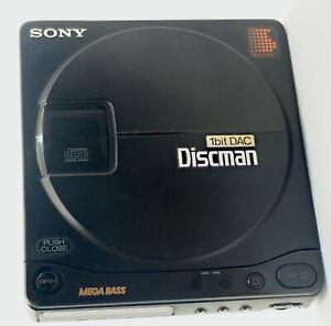 VINTAGE SONY DISCMAN WALKMAN CD PLAYER D-99