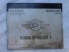 Fallout 3 - Making Of DVD from XBOX 360/PC Collector's Edition