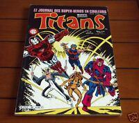 TITANS N°86 1986 STAR WARS - Marvel LUG