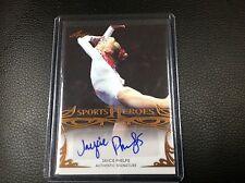 2013 Leaf Sports Heroes Jaycie Phelps Autograph Auto USA Olympics