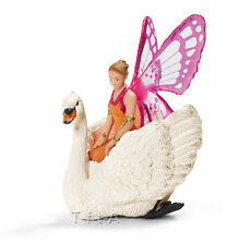 FREE SHIPPING | Schleich 70468 Zarinya Bayala Toy Elf with Swan- New in Package