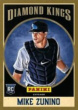 2013 Panini National Convention DIAMOND KINGS MIKE ZUNINO RC Catcher PRESELL