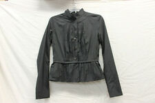 Ellie Tahari Black Womens Suit Coat Blazer Jacket Size XS Great Used Condition