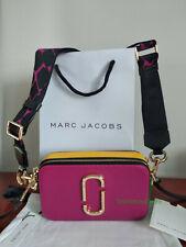 Sales MARC JACOBS  Snapshot Small Camera Bag  rose multi  Hot