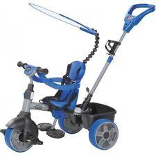 Dreirad in Blau