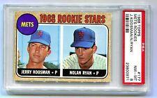 1968 TOPPS #177 NOLAN RYAN PSA 8 NM-MT (CENTERED) B23800971