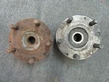 Porsche 911 914-6 used factory hub set great for five lug conversion