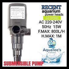 RECENT AA-WP880 SUBMERSIBLE AQUARIUM POWER HEAD WATER PUMP 800L/H FISH TANK NANO