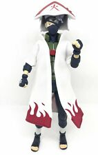 JK-HK: FIGLot Fabric Wired Hokage Robe & Hat for SHF Naruto, Kakashi (No Figure)