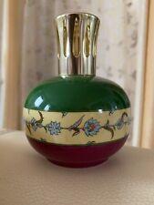 Lampe Berger Porzellan Artoria  Limoges Paris Komplett mit Docht Vintage Neu