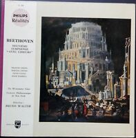 Beethoven - Symphony No. 9, BRUNO WALTER, Philips, 200 numbered copies