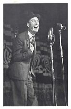 Nostalgia Postcard Comedian Tommy Trinder (1909-1989) Reproduction Card NS40