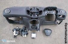 FORD FIESTA MK8 MK9 AIRBAG KIT BLACK CHARCOAL (3 / 5 DOOR)  GENUINE 07958009666