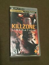 Sony PlayStation PSP Video Game Killzone Liberation Rated T